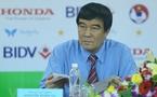 Ông Nguyễn Xuân Gụ từ chức Phó Chủ tịch VFF