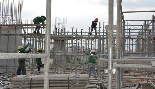 Cập nhật tiến độ thi công dự án TTC Plaza Bình Thạnh