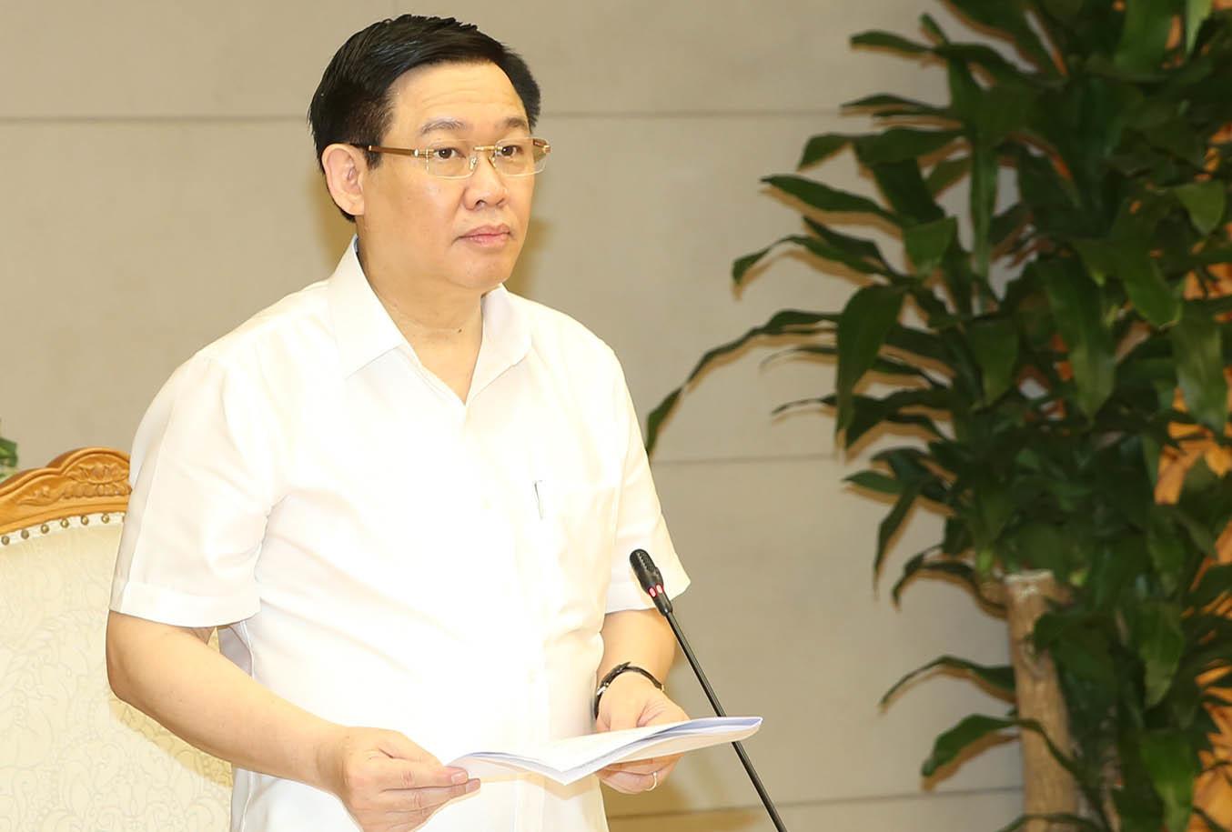 giá điện,tăng giá điện,Phó Thủ tướng,Vương Đình Huệ,CPI