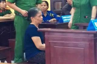 Bà nội hại chết cháu gái 23 ngày tuổi lĩnh 13 năm tù