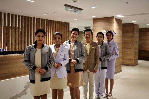 Chuyên gia Thái Lan tư vấn chăm sóc sức khỏe