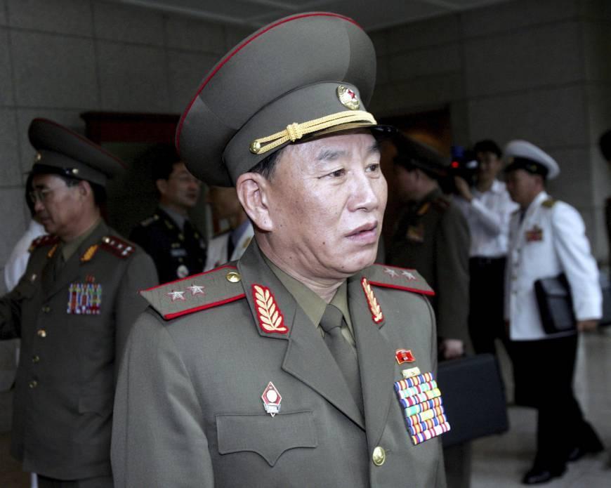 Cánh tay phải đắc lực của Kim Jong Un tới Mỹ