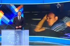 Quan chức Nga bị bắt gặp 'ăn chơi quên trời đất'