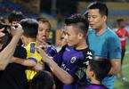 Hà Nội mất Quang Hải, Đức Huy trận gặp SLNA