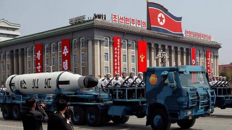 Triều Tiên,Mỹ,thượng đỉnh Mỹ - Triều,Kim Jong Un,Donald Trump,tên lửa