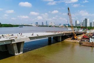 TP.HCM thông xe cầu qua Đảo Kim Cương