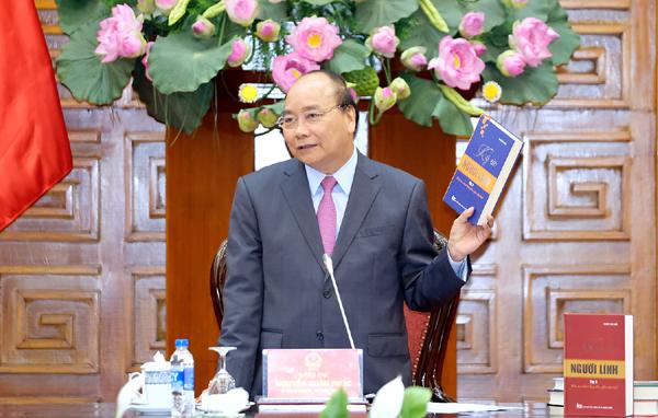 Thủ tướng,Thủ tướng Nguyễn Xuân Phúc,ký ức người lính