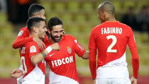 Fabinho và tuyệt phẩm Ligue 1