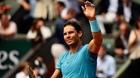 """Nadal vào vòng 2 Roland Garros sau loạt """"đấu súng"""" căng thẳng"""