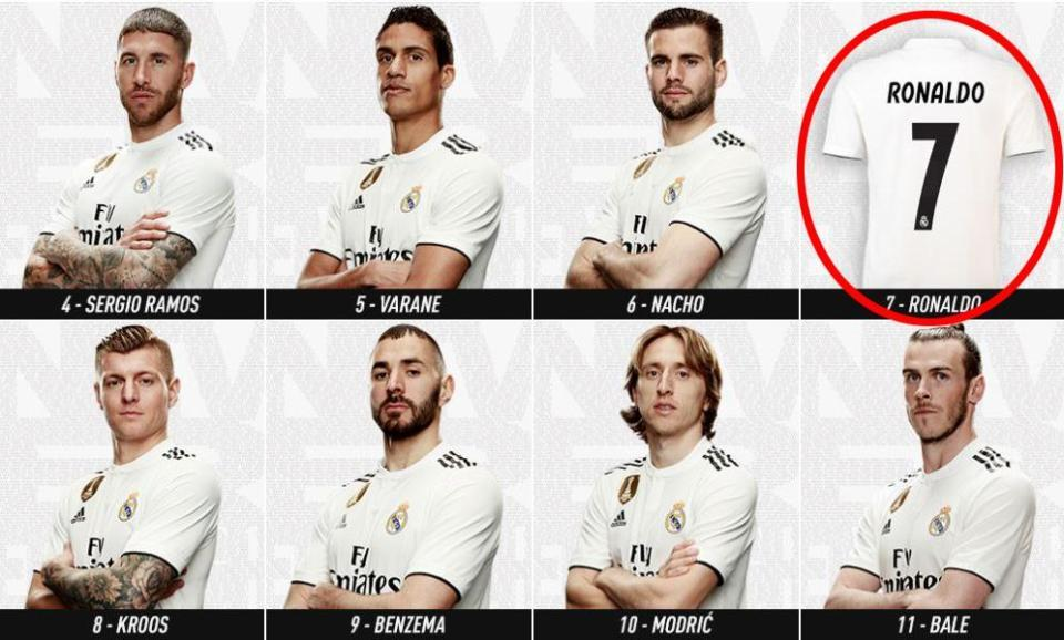Real 'dằn mặt' Ronaldo: Thích thì cứ việc đi!