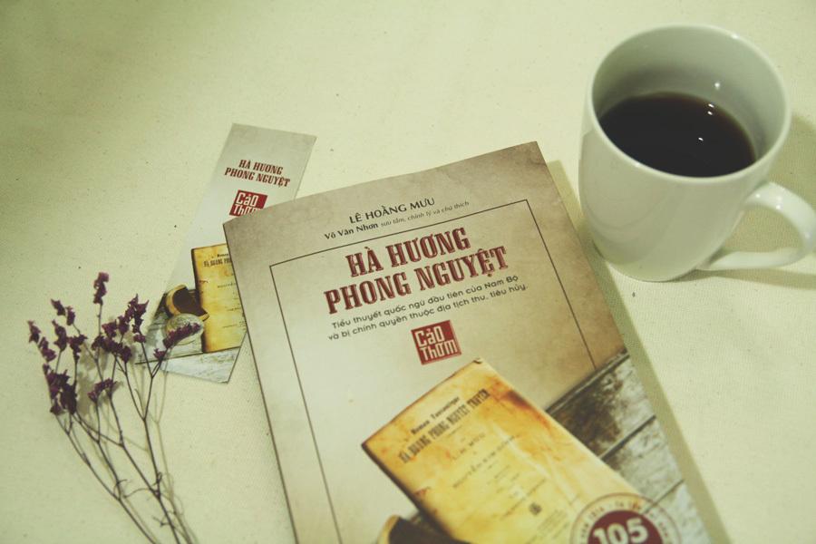 Tái bản tiểu thuyết 'Hà Hương phong nguyệt' sau 104 năm