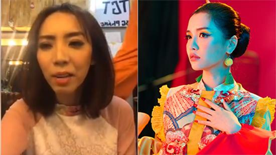 Thu Trang nghiêm khắc phê bình Bích Phương vì Bùa yêu quá khó hát