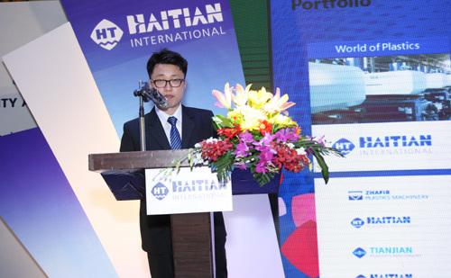 Haitian Việt Nam hướng đến nhà máy thông minh