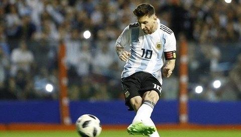 Argentina 4-0 Haiti