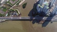Thông xe cầu 500 tỷ, kéo giảm ùn tắc cửa ngõ cảng Cát Lái