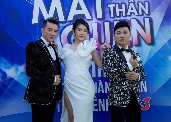 Diễn viên Kim Oanh làm giám khảo Gương mặt thân quen 2018