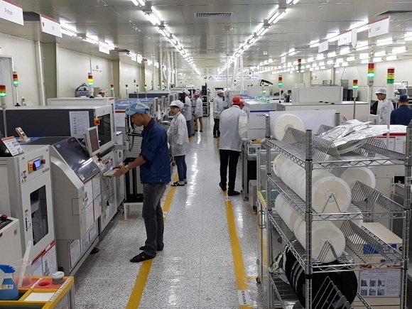 Samsung,công nghiệp hỗ trợ,đầu tư nước ngoài,doanh nghiệp FDI,sản xuất linh kiện