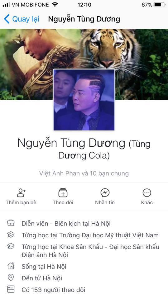 Diễn viên 'Người phán xử' bức xúc vì bị mạo danh lừa đảo