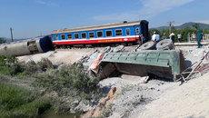 3 ngày 4 vụ tai nạn đường sắt: Hàng loạt cán bộ bị kỷ luật