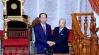 Nâng quan hệ Đối tác chiến lược Việt Nam - Nhật Bản lên tầm cao mới