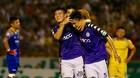 Sao U23 Việt Nam ghi bàn, Hà Nội FC khiến SLNA ôm hận