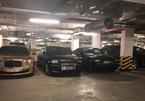 Gara siêu xe toàn Rolls-Royce, Bentley, Ferrari của đại gia gốc Thanh Hóa