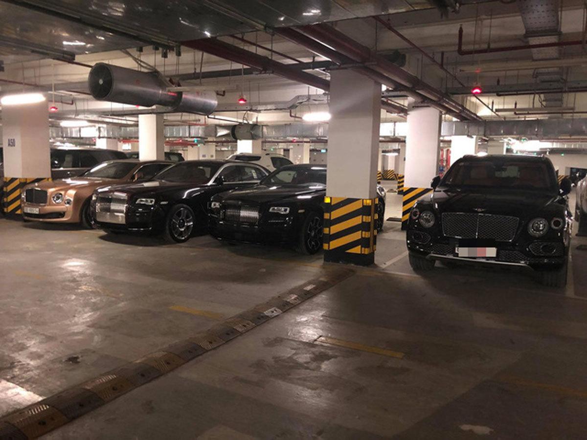siêu xe,xe sang,Rolls-Royce,Bentley,Ferrari