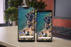 Hé lộ thiết kế Pixel 3 và Pixel 3 XL của Google sắp ra mắt
