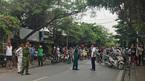 Hà Nội: Thai phụ rơi con ra ngoài sau cú đâm của xe tải