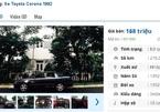 Những chiếc ô tô Toyota cũ rao bán tầm giá chỉ 100 triệu tại Việt Nam