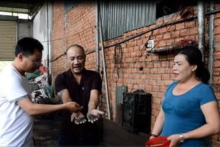 Báo cáo Phó Thủ tướng vụ nhuộm phế phẩm cà phê bằng bột pin