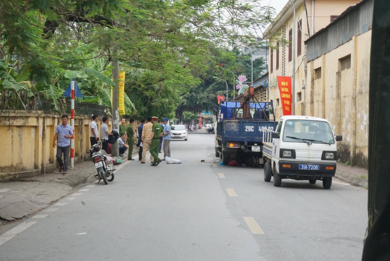 Thai phụ rơi con ra ngoài sau cú đâm của xe tải: 3 mẹ con đã tử vong