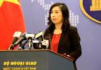 Yêu cầu Trung Quốc chấm dứt diễn tập bắn đạn thật ở Hoàng Sa