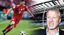 "MU tuyển mộ 5 tân binh, Chelsea ""bắt cóc"" Lewandowski"