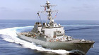 Người phát ngôn nói về tàu chiến Mỹ hoạt động ở Hoàng Sa
