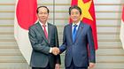 Chủ tịch nước hội đàm với Thủ tướng Nhật Bản Shinzo Abe