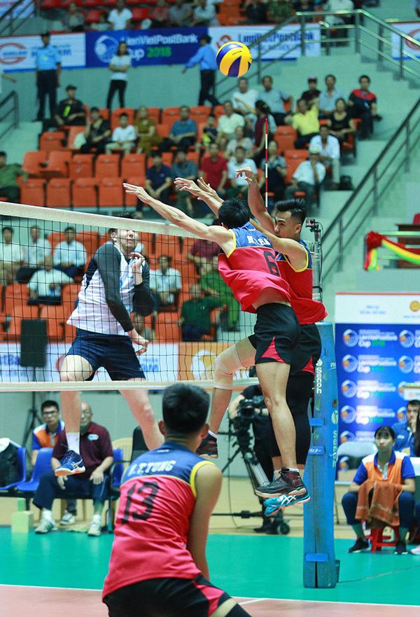 Đòi nợ Kazakhstan, Việt Nam giành HCĐ giải bóng chuyền quốc tế