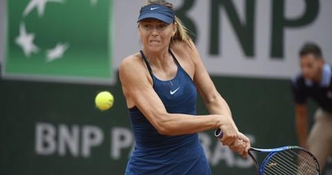 Sharapova 2-0 Donna Vekic