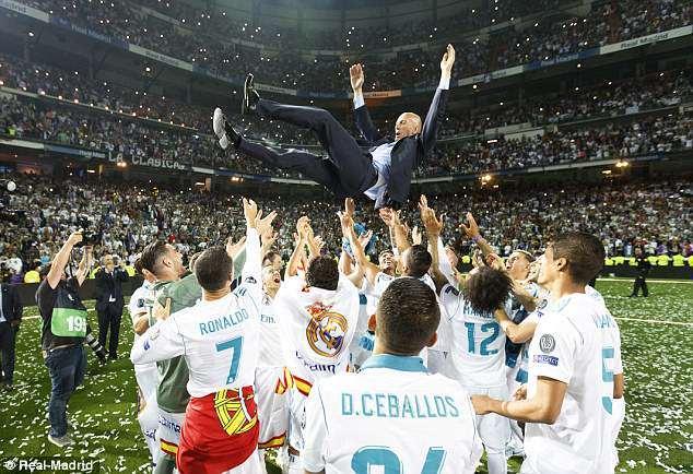 Real chọn Pochettino thay Zidane, với điều khoản bất ngờ