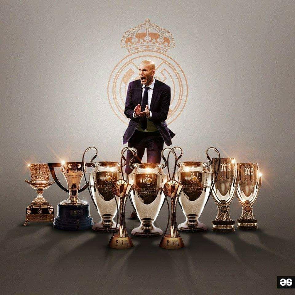 Real Madrid,Zidane,Perez,Ronaldo,La Liga