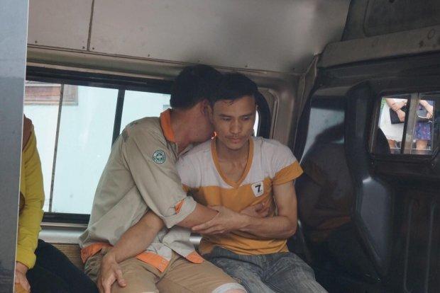 Xe tải tông chết 3 mẹ con thai phụ: Người chồng chỉ kịp hét lên trong vô vọng