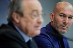 """Zidane rời Real Madrid: Sự khôn ngoan của """"gã hói"""""""