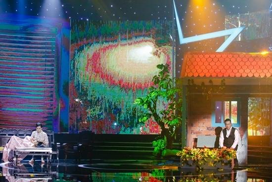 Thái Châu xúc động trước phần thi của con trai cố nghệ sĩ Thanh Nga