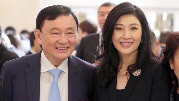 Anh em cựu Thủ tướng Thaksin lộ ảnh đang ở Mỹ