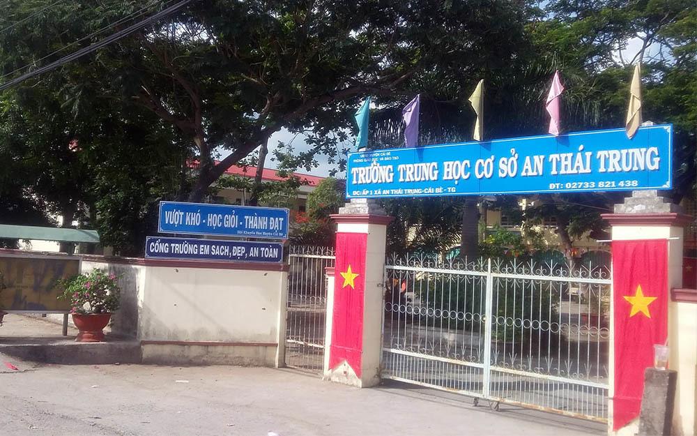 giết người,nam sinh,án mạng,Tiền Giang