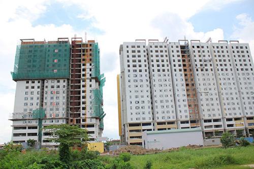 Nhà ở xã hội,gói 30.000 tỷ,ngân hàng chính sách xã hội,Hiệp hội bất động sản TP.HCM