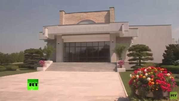 Cận cảnh nơi ở bí mật của Kim Jong Un