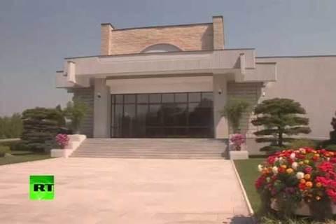 Nơi ở bí mật của Kim Jong Un