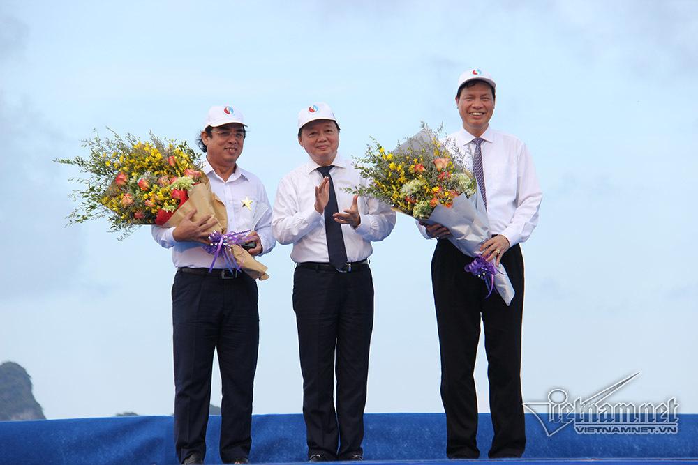 Trần Hồng Hà,Bộ TN&MT,Quảng Ninh