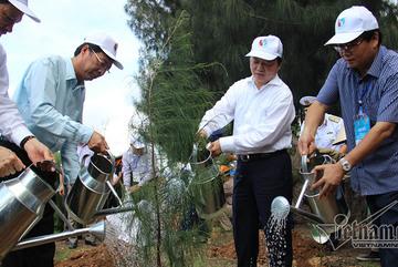 Bộ trưởng TN&MT: Kiên quyết từ chối các dự án ảnh hưởng môi trường biển